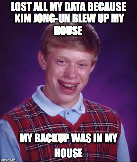 Bad luck Brian agrees